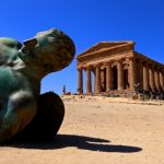 Greek temples and ruins in Agrigento