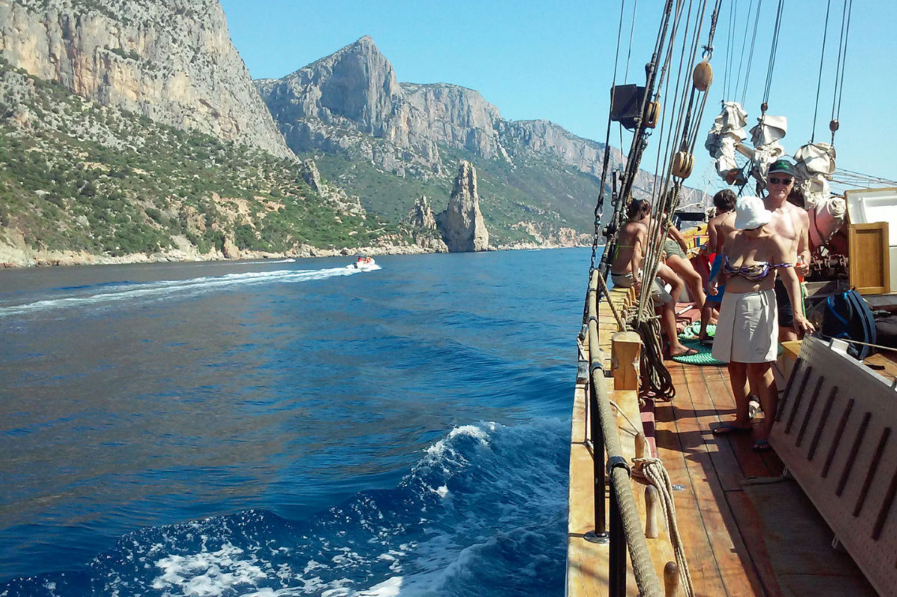 <b> Italian+Sailing Trip to the Aeolian Islands